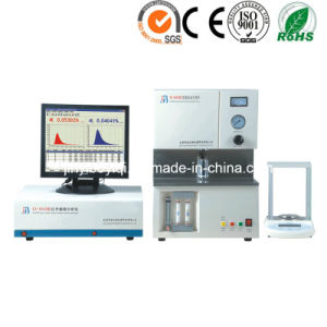 Electric Arc Infrared Carbon &Sulphur Analysis Instrument pictures & photos