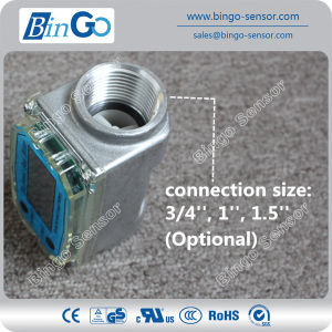 Turbine Flow Meter with G1 G3/4 G1.5 Connection pictures & photos