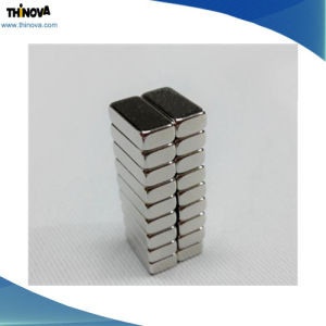 Rare Earth Neodymium Permanent Magnet for Motor Industry pictures & photos