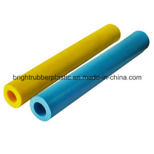 Silicone Sponge Extrusion/Silicone Sponge Tube/Silicone Sponge Strip pictures & photos