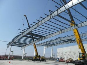 Prefabricated Steel Structure Warehouse for Drone Maintenance (KXD-PCH13) pictures & photos