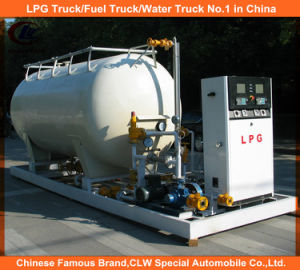 Vehicle Gas Refilling Plant with 10ton LPG Gas Filling Plant pictures & photos