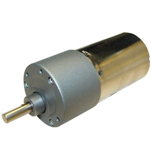24V DC Gear Motor for Packing Bank Note Machine pictures & photos