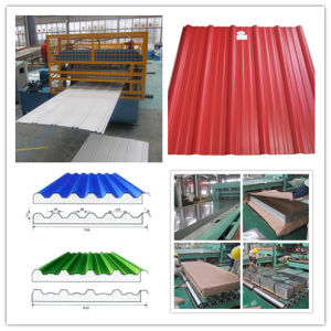 Raw Materials Galvanized Zinc Steel Sheet Roofing pictures & photos