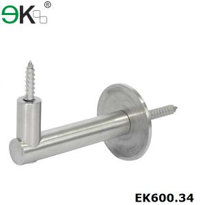 L Shaped Wall Bracket with Lag Screw