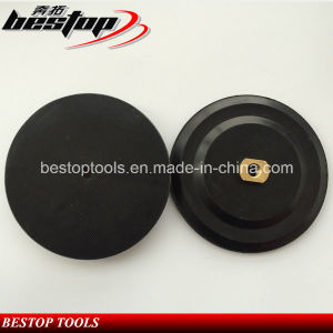 "5/8""-11 Threaded Rubber Backer Pads for American Market pictures & photos"