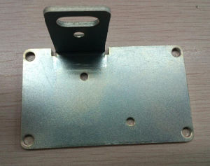 Interior Sheet Metal Industry Spare CNC Bending Part