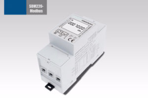 Single Phase Multifunction RS485 Modbus Digital Energy Meter Sdm220-Modbus pictures & photos