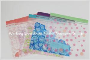 Food Grade Zipper Bag with Double Ziplock Line pictures & photos