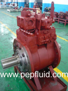 Hydraulic Vane Motor Hvk for Ihi Wm Marine Crane pictures & photos