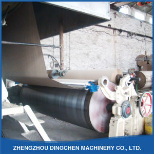 Waste Paper Recycled Machine Factory 1760mm Craft Paper Making Machinery pictures & photos