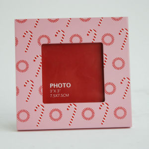 Hot En71 ASTM Wooden Photo Frame in MDF for Christmas pictures & photos