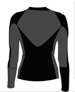Long Sleeve Neoprene Wetsuit for Surfing and Swimming pictures & photos