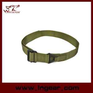 Military Airsfot Combat Cqb Nylon Waist Belts Tactical Police Belt pictures & photos