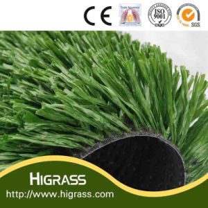 PE Fibrillated Cheap Football Artificial Turf 8800dtex pictures & photos