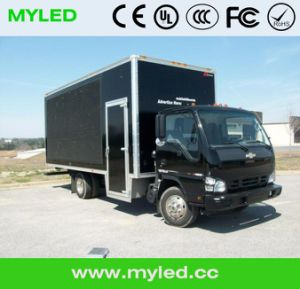 Outdoor Mobile LED Vehicles, LED Advertising Scooters, LED Advertising Electric Cars pictures & photos