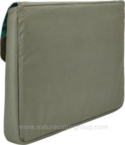 15.6 Inches Laptop Sleeve-Army Green pictures & photos