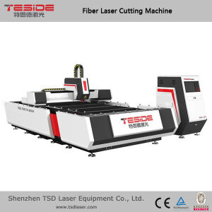 800W Laser Power Fiber Laser Metal Cutting Machine