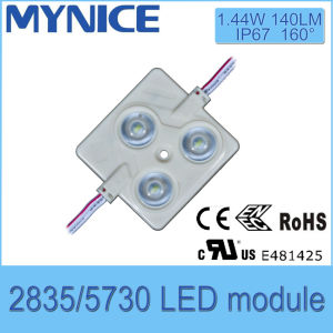 DC12V/24V SMD5730 3LED/Module High Brightness LED Module for Channel Letters Warranty Is 3years Ce RoHS UL Approved pictures & photos