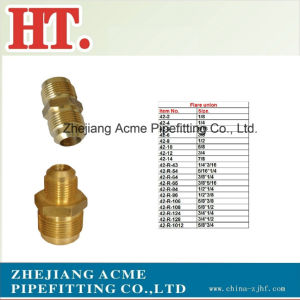 American Brass Flare Union Fitting pictures & photos