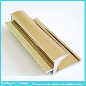 Aluminium Factory Aluminum Profile Extrusion with Difference Shapes pictures & photos