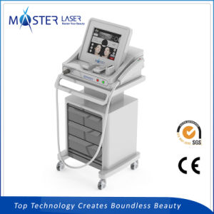 Portable Hifu Wrinkle Removal Hifu for Facial Beauty&Salon Machine with Vertical Stand pictures & photos