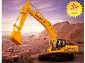 Economical Construction Machine Lonking Excavator LG6365h pictures & photos