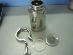 Stainless Steel Pharmaceutical Bottle pictures & photos