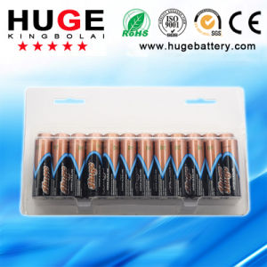 24PCS Alkaline Battery Lr AA&AAA B (alkaline battery LR AA&AAA) pictures & photos