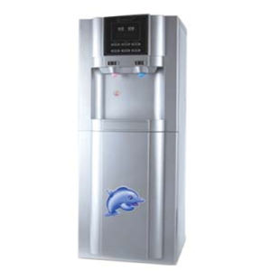 Floor Standing Pipeline Water Dispenser for Hot and Cold Water