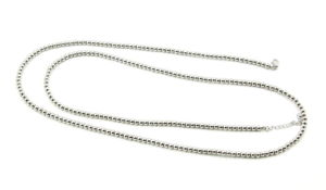"Stainless Steel Silver Ball Chain - 12"" ~30"" Available pictures & photos"