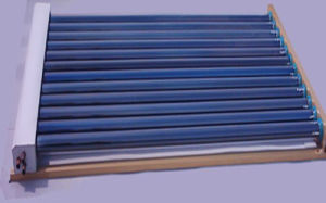 U Type Split High Pressure Solar Collector pictures & photos
