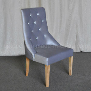 Fashion Elegant Silver with Diamond Leather Chair (SP-HC454) pictures & photos