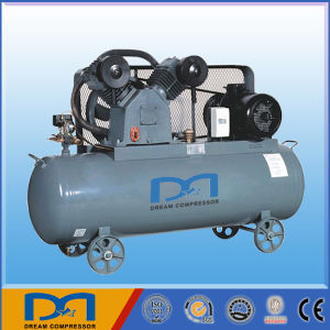 8bar 30bar Portable Electric Reciprocating Piston Air Compressor with Air Receiver pictures & photos