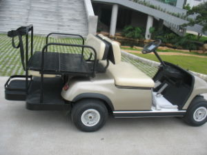 High Quality 48V 3.7kw Electric Golf Cart pictures & photos
