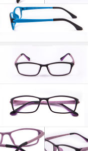 Hot Sales Tr90 Frame Fashion Eyewear Glasses pictures & photos