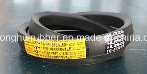 Wheat Agricural Combine Harvester Transmission Rubber V Belt pictures & photos