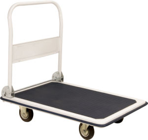 Stainless Steel Luggage Trolley for Hotel Lobby (XL-05B) pictures & photos