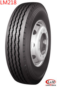 TBR Premium All Position Highway Service Radial Truck Tire (LM218) pictures & photos