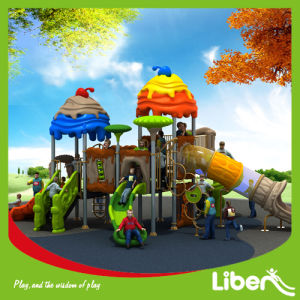 New Ice Cream Shape Kids Playground for Park/School pictures & photos