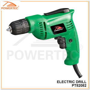 Powertec10mm Hand Mini Electric Drill (PT82082) pictures & photos