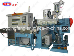 Photovoltaic Halogen Free Extrusion Line pictures & photos