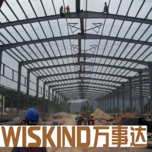 Wiskind Different Size Steel Building pictures & photos