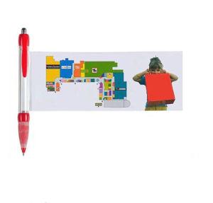 2017 New Design Retractable Plastic Banner Pen pictures & photos