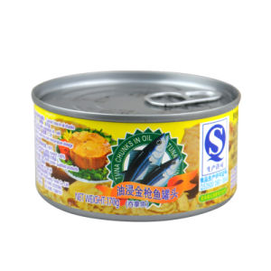OEM Canned Fish Canned Tuna in Oil pictures & photos