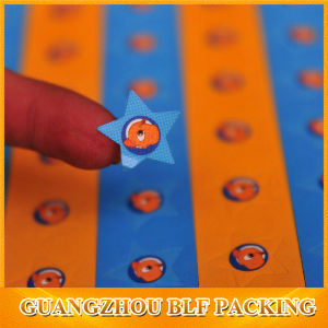 Full Color Paper Sticker Manufacturer (BLF-D071) pictures & photos