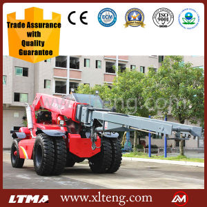 China Manufacturer 10 Ton Telehandler Telescopic for Sale pictures & photos