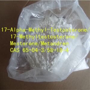 17-Alpha-Methyl-Testosterone/ 17-Methyltestosterone/ Metandren CAS 65-04-3 pictures & photos