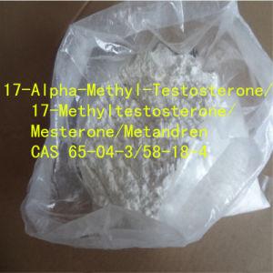 17-Alpha-Methyl-Testosterone/ 17-Methyltestosterone/ Metandren CAS 65-04-3