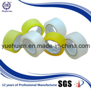 Popular in Yuehui Company of Yellowish BOPP Adhesive Packing Tape pictures & photos